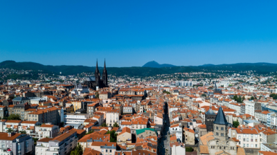 Drone Clermont-Ferrand : Clermont 2030