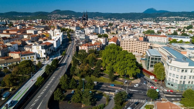 Clermont-Ferrand Auvergne