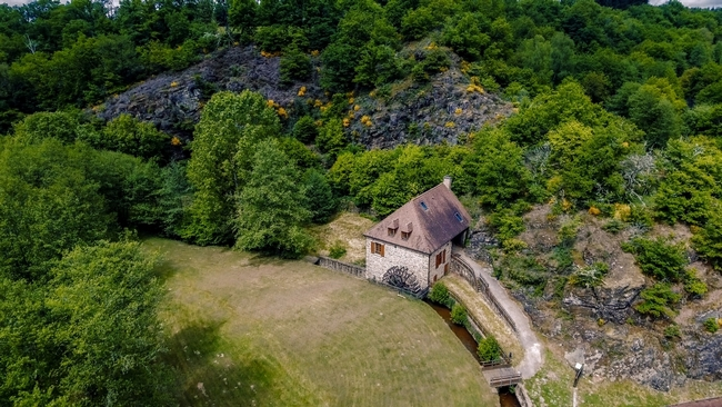 Moulin de Fréteix