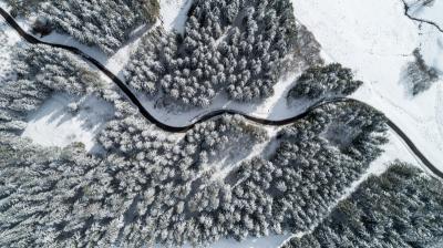 Massif du Sancy : À l'assaut des neiges du printemps