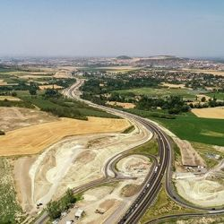 Suivi de Chantier : TOARC Sud (#autoroute #A75) à #clermontferrand #travelinauvergne #traveling #monclermont #myauvergne #auvergnd #aura_focus_on #puydedome #auvergnetourisme #chainedespuys #tourisminauvergne #auvergnerhônealpes #myf3auvergne #clermontaddict #massifcentral #france #drone #dji #igersfrance #igerlandscapes #construction #nge