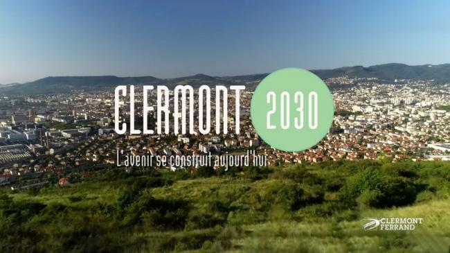 Clermont 2030 - L'avenir se contruit aujourd'hui
