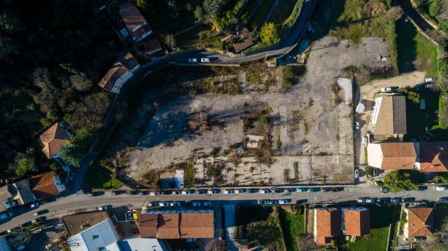 Alès : Projet Immobilier - Photos aériennes par drone