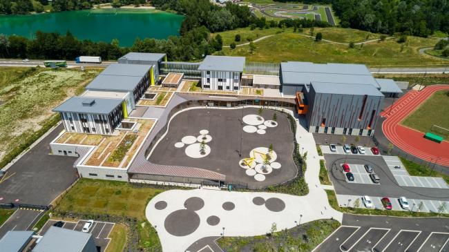 Annecy : Collège du Chéran