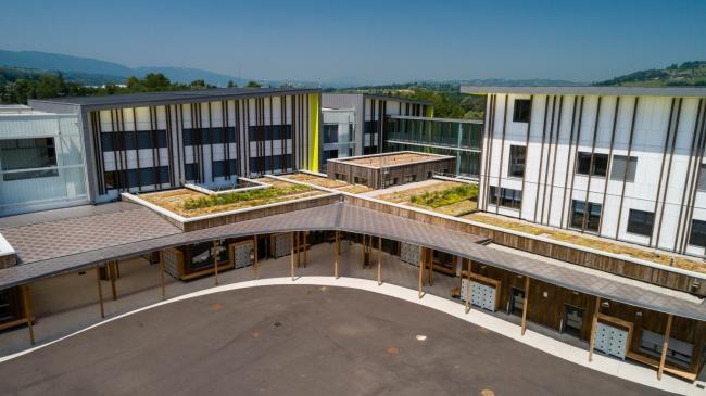 Annecy : Collège du Chéran - Vidéo Lauréate Fibois 2019 en Haute-Savoie