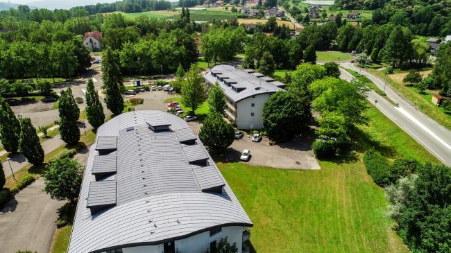 Chambéry : Promotion immobilière - Prises de vues drone à Chambery