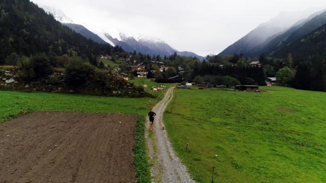 Chamonix : Gobi, le chien marathonien