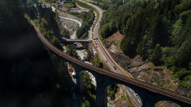 Chamonix : Suivi de Chantier ATMB - Suivi de chantier à Chamonix