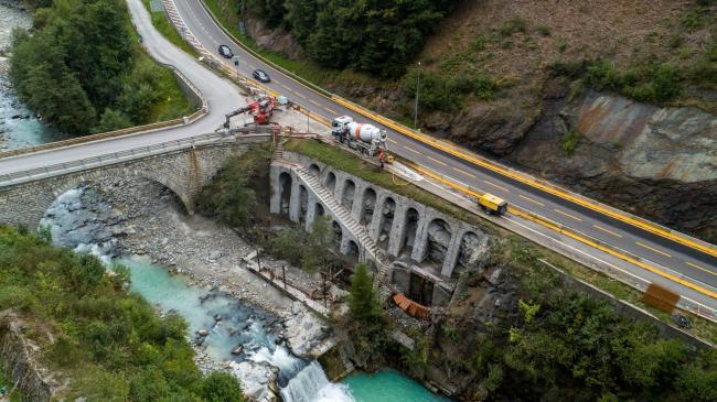 Chamonix : Suivi de Chantier ATMB