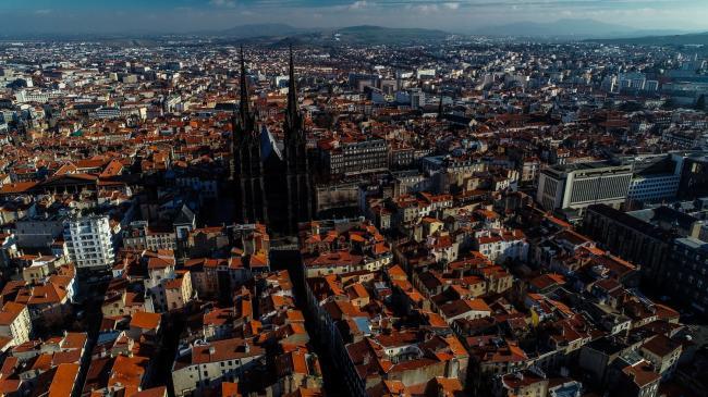Clermont-Ferrand à 360°