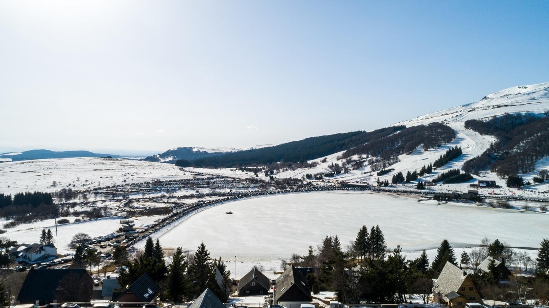 Chalet l'Anorak - Un gîte sous la neige à Super-Besse