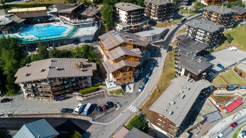 La Clusaz : St Alban Hôtel & Spa - Vidéo Lauréate Fibois 2019 en Haute-Savoie