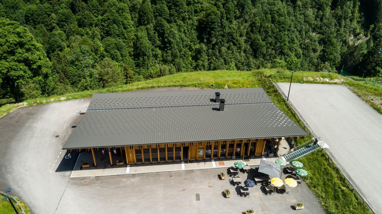 Moûtier : Maison de Celliers - Vidéo Lauréate Fibois 2019 en Savoie