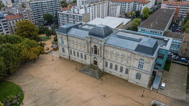 Le Puy-en-Velay : Images par drone - Images aériennes par drone au Puy-en-Velay