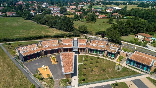 Lyon : École Maternelle de Grézieu-la-Varenne