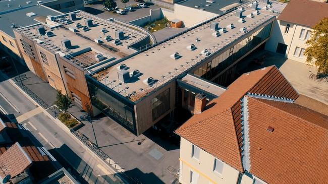 Lyon : Groupe Scolaire Berthelot