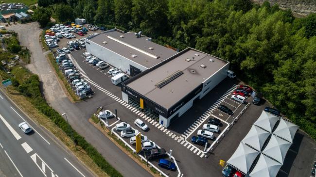 Mende : Bony Automobiles Renault & Dacia - Vidéo coporate