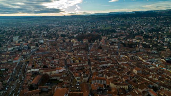 Montbrison : Centre-Ville de Montbrison