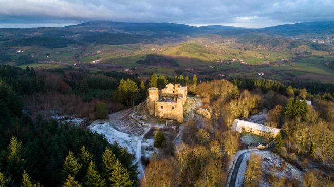 Montbrison : Chateau d'Urfé