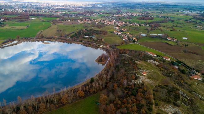 Montbrison : Étang de Vidrieux