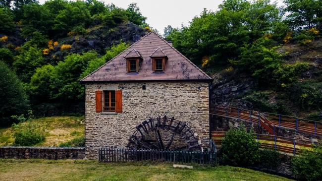Le Moulin de Fréteix
