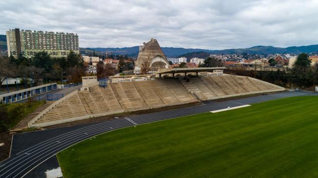 Saint-Étienne : Le Corbusier