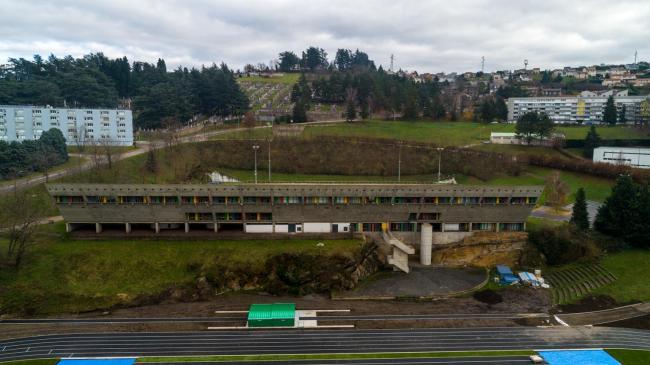 Saint-Étienne : Le Corbusier - Site du Corbusier à Firminy