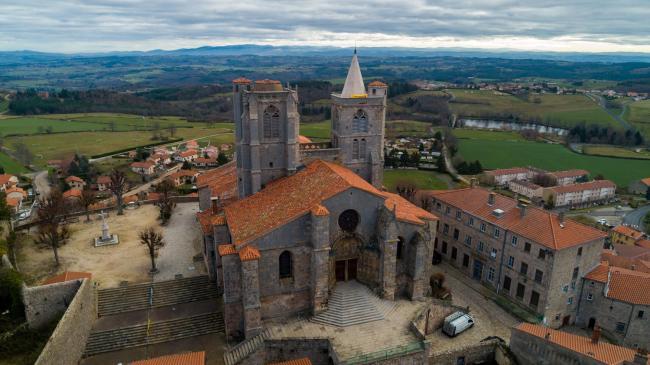 Saint-Étienne : Saint-Bonnet-le-Château