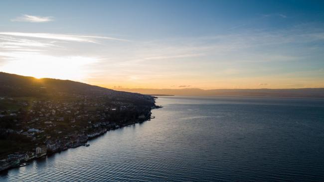 Thonon-Les-Bains : Lac Léman