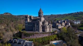 L'église de Saint-Nectaire