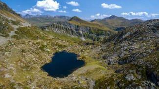 Les lacs de la Tempête