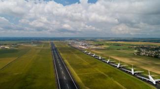 Chateauroux : Aéroport Marcel Dassault