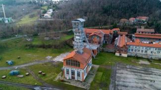 Saint-Étienne : Puits Couriot