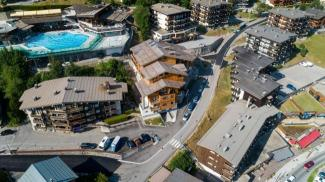 La Clusaz : St Alban Hôtel & Spa