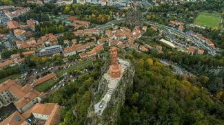 Le Puy-en-Velay : Images par drone