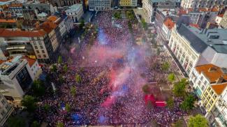 Finale Coupe du Monde 2018