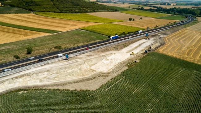 TOARC Sud NGE : A75 Clermont-Ferrand - Suivi de Chantier / Vidéo de Communication