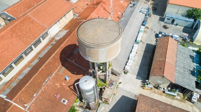 Valence : Inspection en hauteur - Inspection de chateau d'eau
